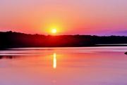 8th Jul 2017 - Peachy Sunset