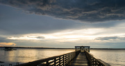 9th Jul 2017 - Cloudy Sunset on the St John's River!
