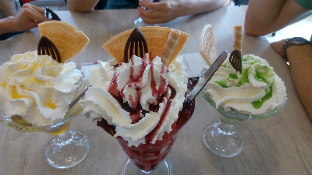 Ice cream by jakr