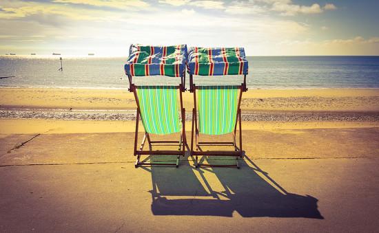 Deckchairs by iowsara