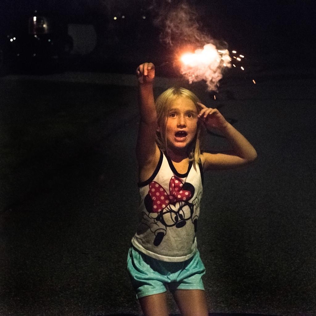 Sparkler magic by mccarth1