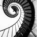 Lighthouse stairwell by jyokota