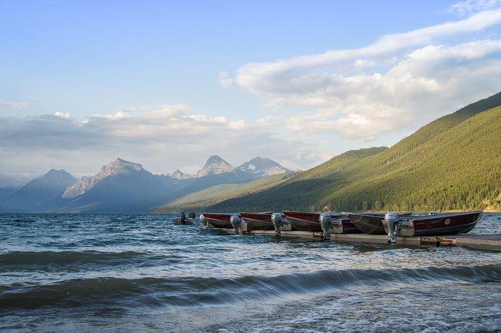 Glacier Boats by 365karly1