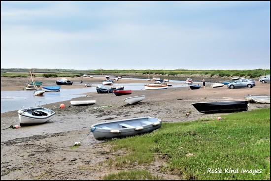Low tide by rosiekind