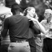 11th Jul 2017 - Dancing Til Dusk has started!  Free dancing in the parks of Seattle!