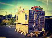 14th Jul 2017 - Salty Willy's Fish Shack