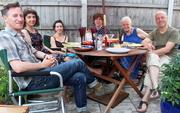 9th Jul 2017 - Family barbecue