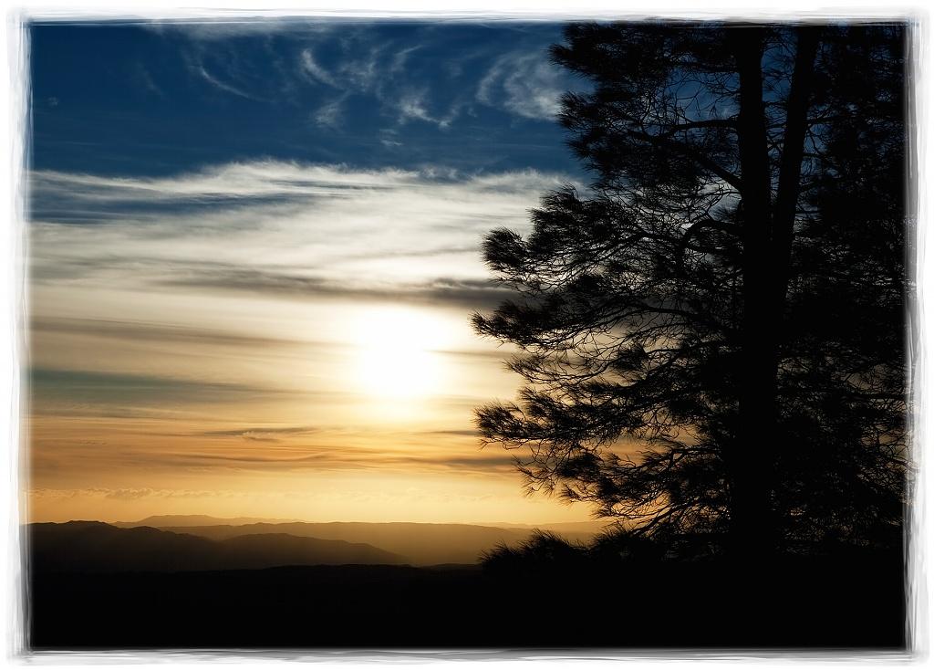 Figueroa Sunset by aikiuser