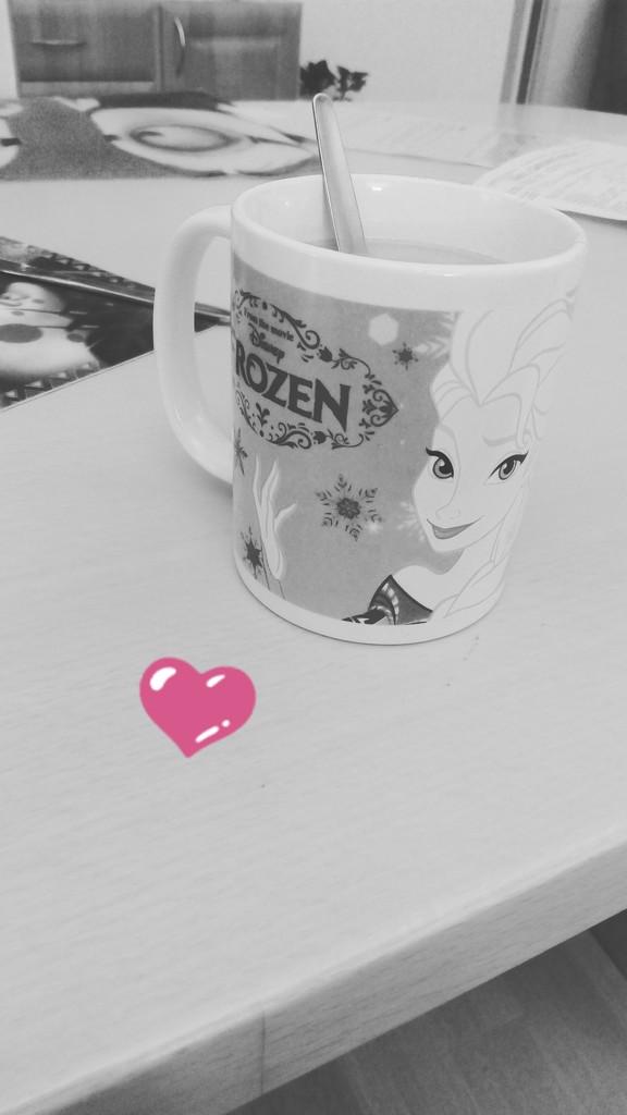 Frozen mug by jakr
