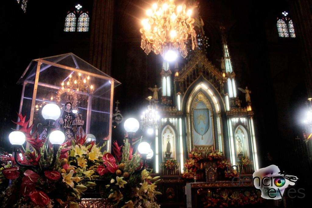 Our Lady of Mount Carmel de San Sebastian by iamdencio