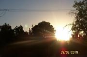 3rd Sep 2010 - sunset
