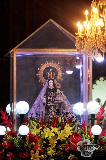 Our Lady of Mount Carmel by iamdencio