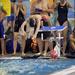 Mile swim relay