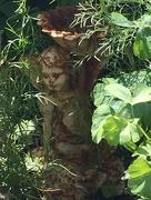 17th Jul 2017 - Fairy in the garden