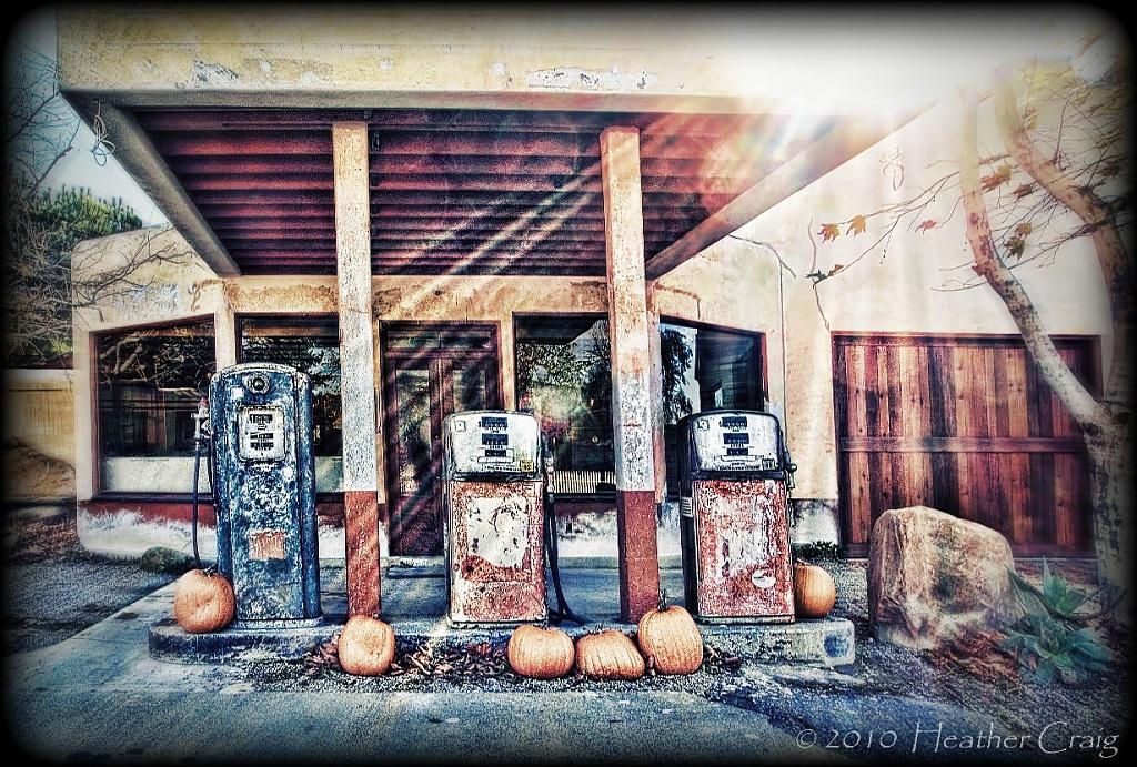 Los Alamos, California  by pixelchix