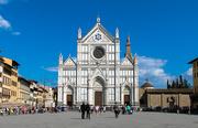 19th Jul 2017 - Basilica di Santa Croce, Florence