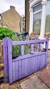 19th Jul 2017 - Purple gate