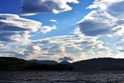 19th Jul 2017 - Loch Nell sky