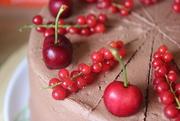 15th Jul 2017 - Chocolate & Summer Berry Cake
