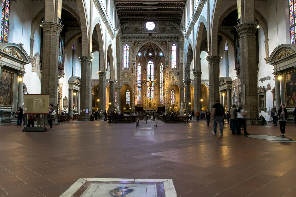 Basilica di Santa Croce by peadar