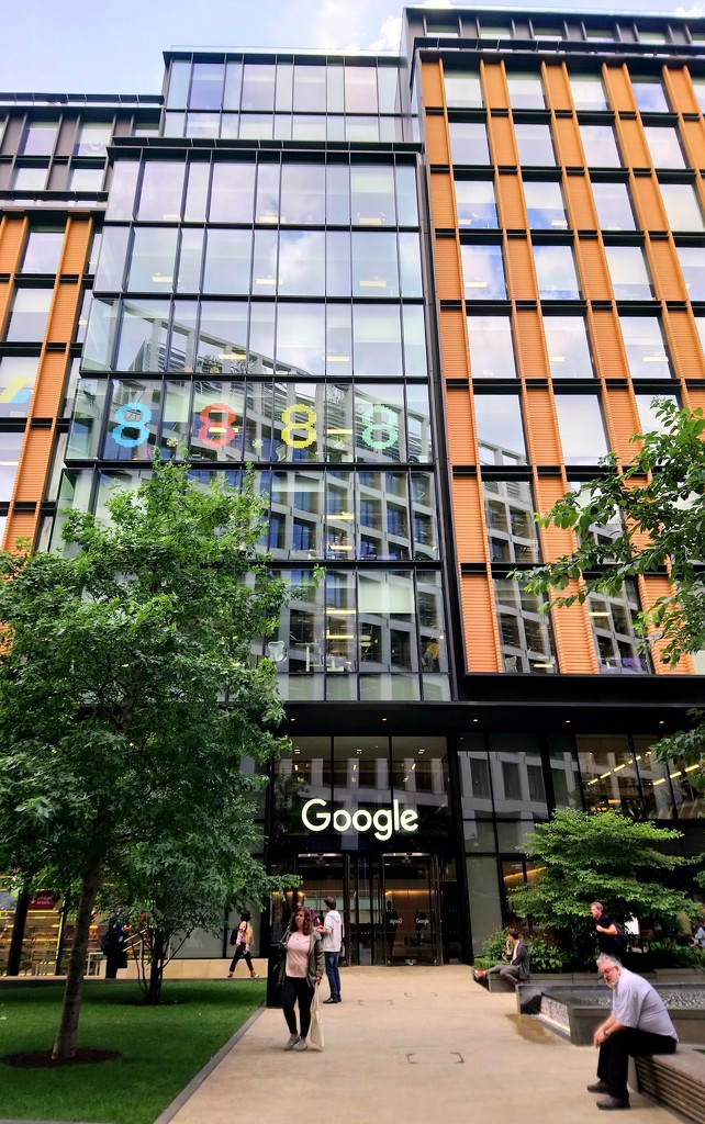 Google by boxplayer