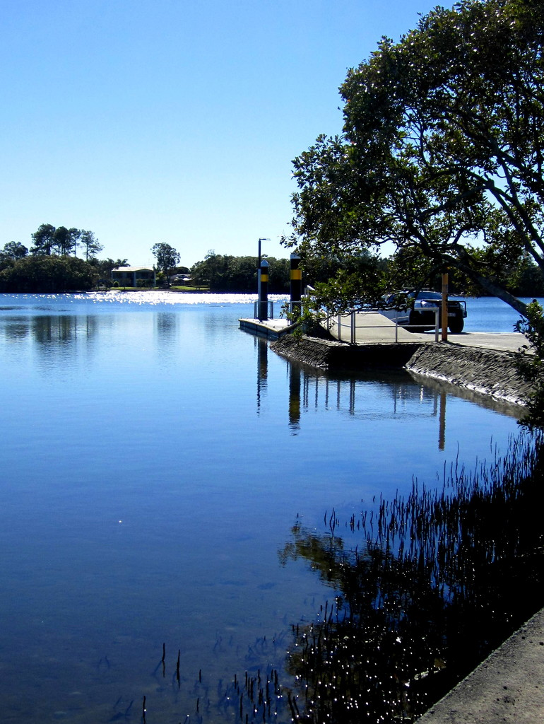 Along the Maroochy River  Queensland by 777margo