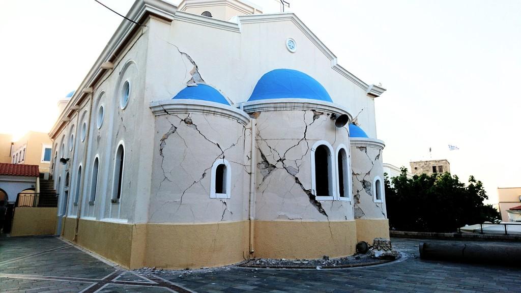 Ag. Pareskavi Church  by carolmw