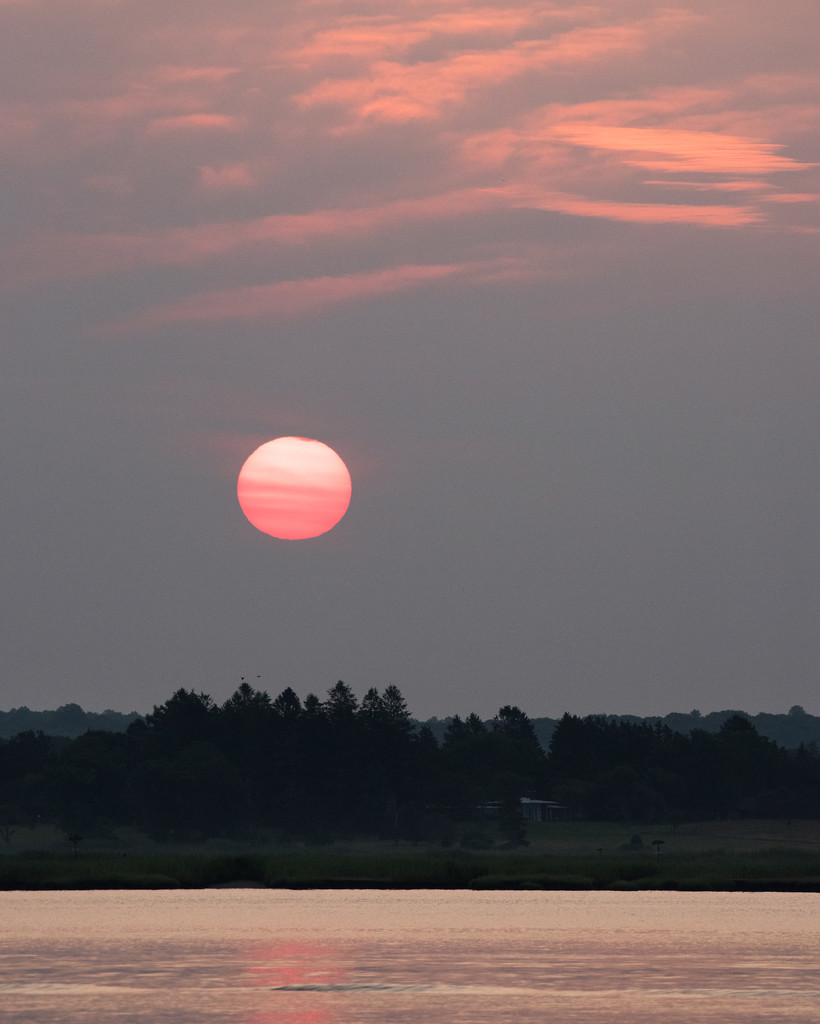 Steamy sunrise by mccarth1