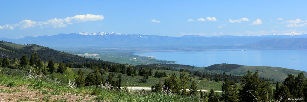 Bear Lake, Idaho by rhoing