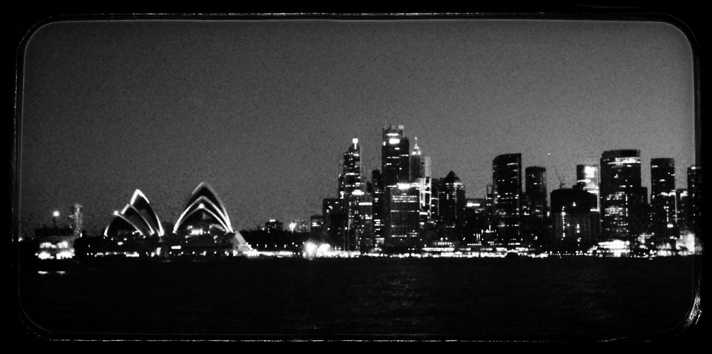 Sydney Noir by abhijit
