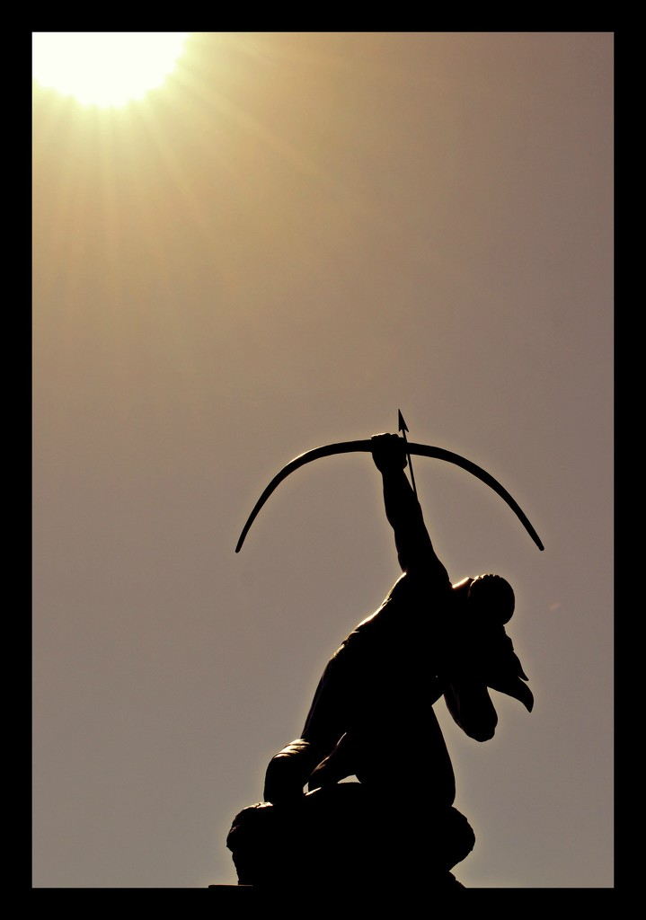 Sacred Rain Arrow by janeandcharlie