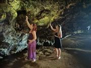 13th Jun 2017 - Caving in Kauai