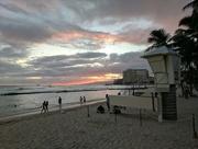 22nd Jun 2017 - Waikiki beach