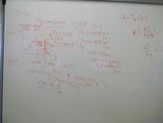 24th Jul 2017 - Thermodynamics Problem on Whiteboard