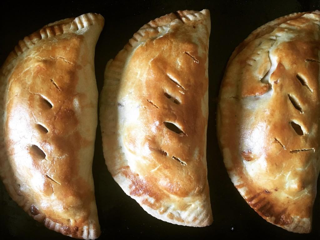 Homemade Pasties by cookingkaren