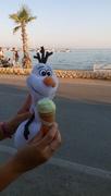 20th Jul 2017 - Olaf with ice cream