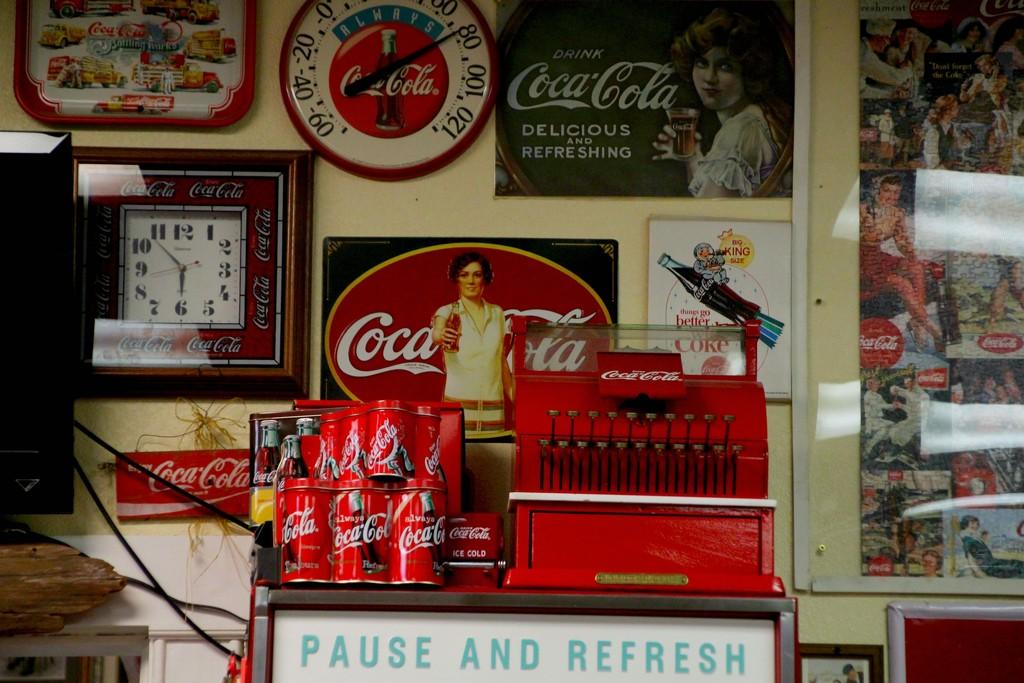 Coke by judyc57
