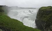 26th Jul 2017 - Gullfoss Waterfall in Iceland