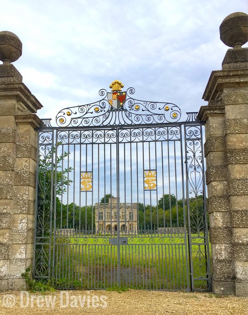 Behind the gates by 365projectdrewpdavies