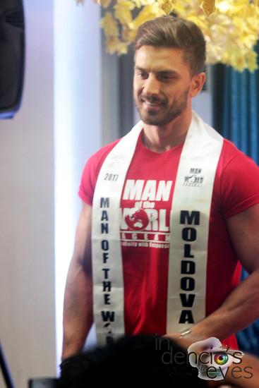 Man of the World Moldova 2017 by iamdencio