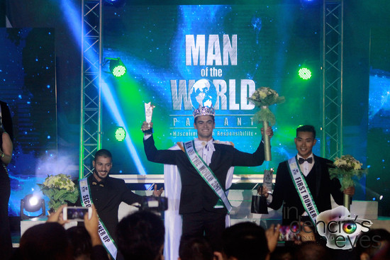 Man of the World 2017 Crowned by iamdencio