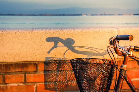 dreaming of warmth and an Italian sunrise by ltodd
