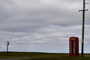25th Jul 2017 - Tiree telephone box