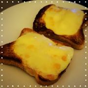 24th Jul 2017 - Cheese on toast