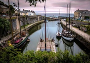 30th Jul 2017 - Charlestown harbour