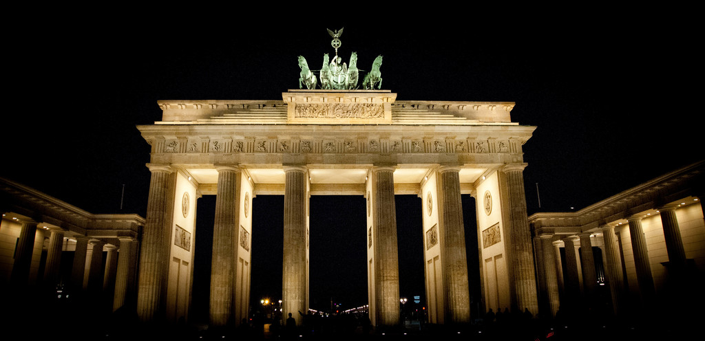 Brandenburg Gate by tracybeautychick