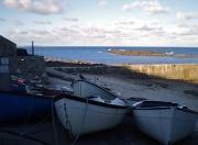 29th Dec 2010 - Fishing boats at Zennen