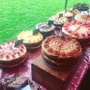 29th Jul 2017 - Cake Display