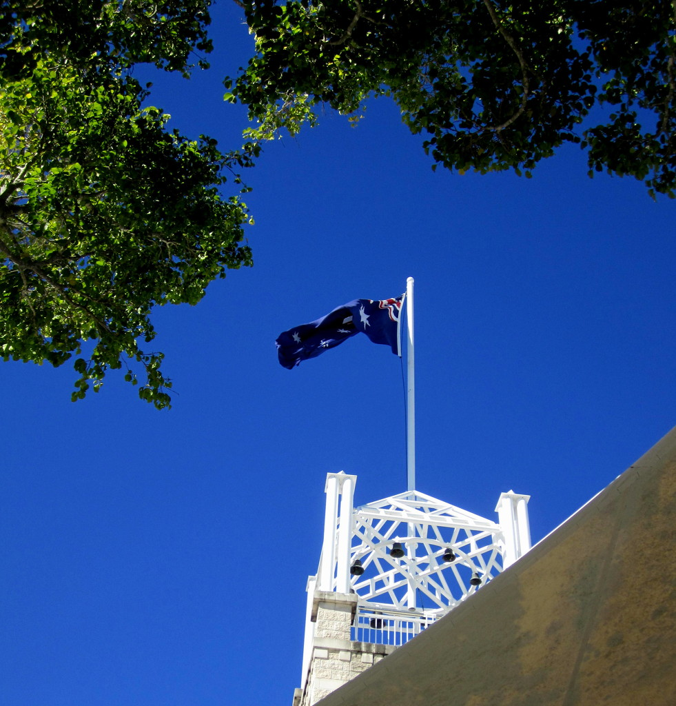 Australian Flag by 777margo
