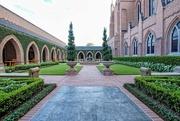 31st Jul 2017 - Courtyard of St. Martin's